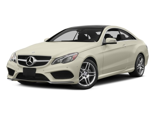 2015 Mercedes E-Class E 400 Turbocharged All Wheel Drive Power Steering ABS 4-Wheel Disc Brakes