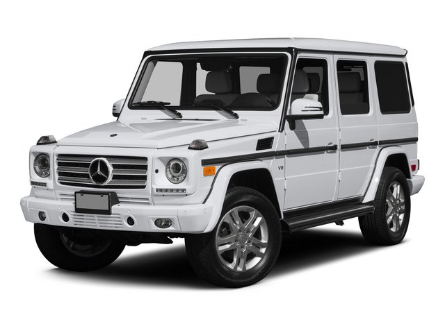 2015 Mercedes G-Class G550 All Wheel Drive LockingLimited Slip Differential Power Steering ABS
