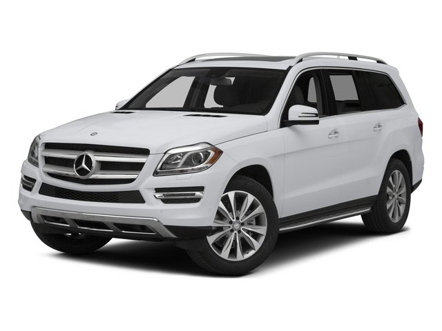 2015 Mercedes GL-Class GL 450 Turbocharged All Wheel Drive Air Suspension Power Steering ABS 4