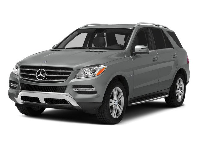 2015 Mercedes M-Class ML250 BlueTEC Turbocharged All Wheel Drive Power Steering ABS 4-Wheel Dis
