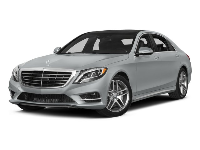 2015 Mercedes S-Class S 550 Turbocharged All Wheel Drive Air Suspension Active Suspension Power