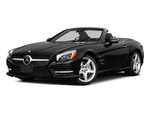 2015 Mercedes SL-Class SL 550 Turbocharged Rear Wheel Drive Active Suspension Power Steering AB