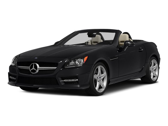 2015 Mercedes SLK-Class SLK 250 Turbocharged Rear Wheel Drive Power Steering ABS 4-Wheel Disc B