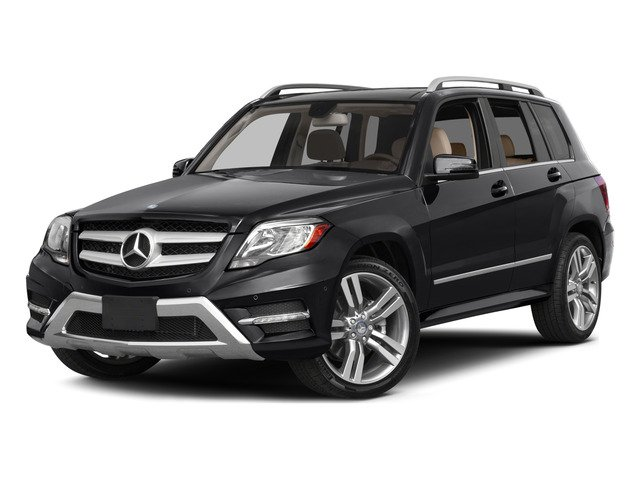 2015 Mercedes GLK-Class GLK 350 Rear Wheel Drive Power Steering ABS 4-Wheel Disc Brakes Brake A