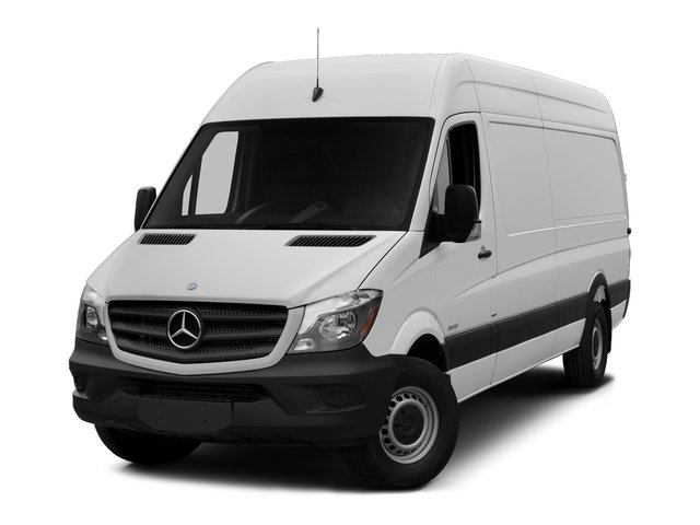 New Mercedes-Benz Sprinter 170 Cargo Van