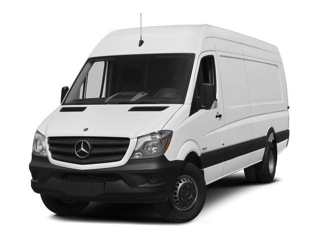 2015 Mercedes Sprinter Cargo Vans 3500 Chassis Cab Turbocharged Rear Wheel Drive Power Steering