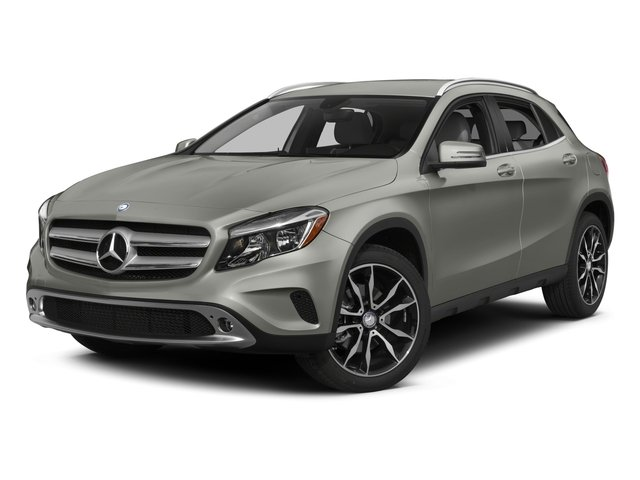 2015 Mercedes GLA-Class GLA 250 Turbocharged Front Wheel Drive Power Steering ABS 4-Wheel Disc