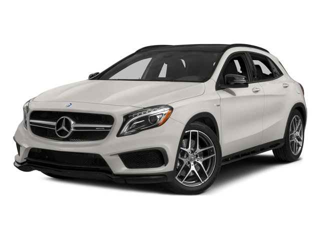 2015 Mercedes GLA-Class GLA45 AMG Turbocharged All Wheel Drive Power Steering ABS 4-Wheel Disc