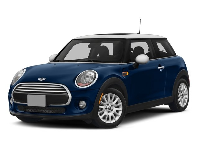 2015 MINI Cooper Hardtop Base Turbocharged Front Wheel Drive Power Steering ABS 4-Wheel Disc Br