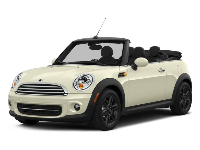 2015 MINI Cooper Convertible Base
