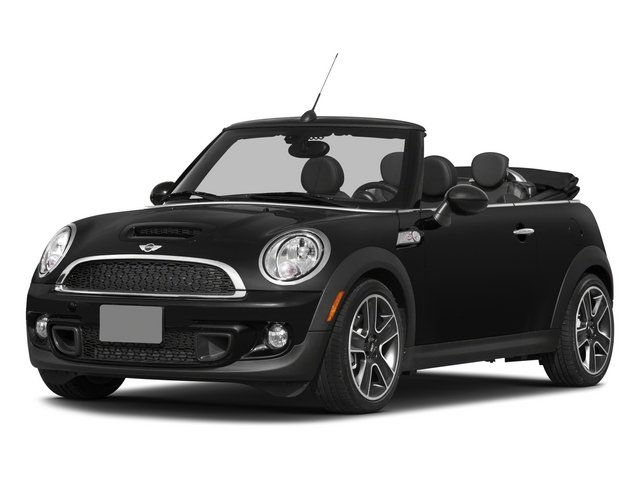 2015 MINI Cooper Convertible S Turbocharged Front Wheel Drive Power Steering ABS 4-Wheel Disc B