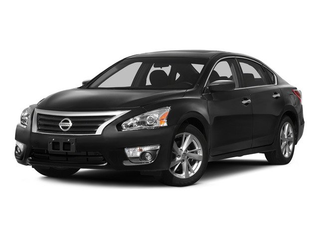 2015 Nissan Altima 25 SV SUPER BLACK X02 COLD WEATHER PACKAGE  -inc Heated Leather-Wrapped Ste