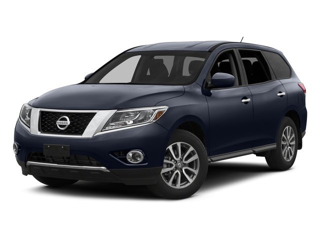 2015 Nissan Pathfinder S Midnight Jade