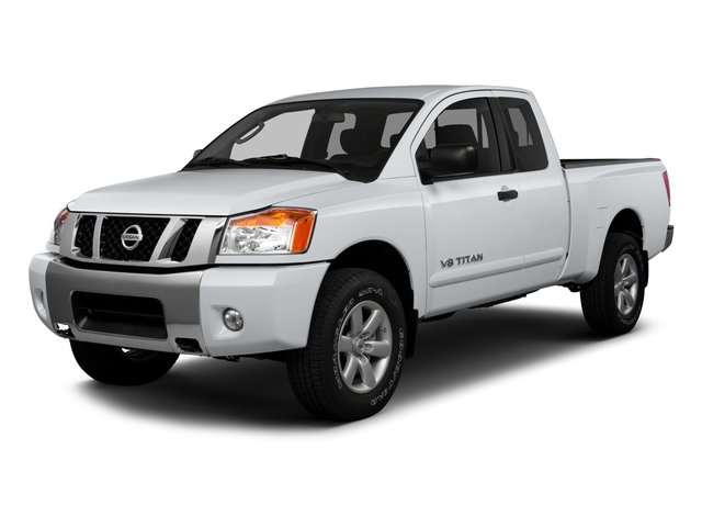 Used 2015 Nissan Titan in St. Louis, MO