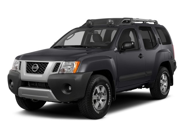 2015 Nissan Xterra X Sport Utility 4D Rear Wheel Drive Power Steering ABS 4-Wheel Disc Brakes B