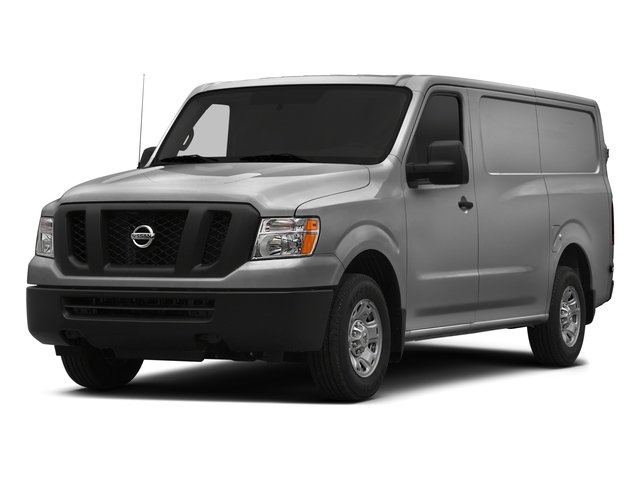 2015 Nissan NV SV