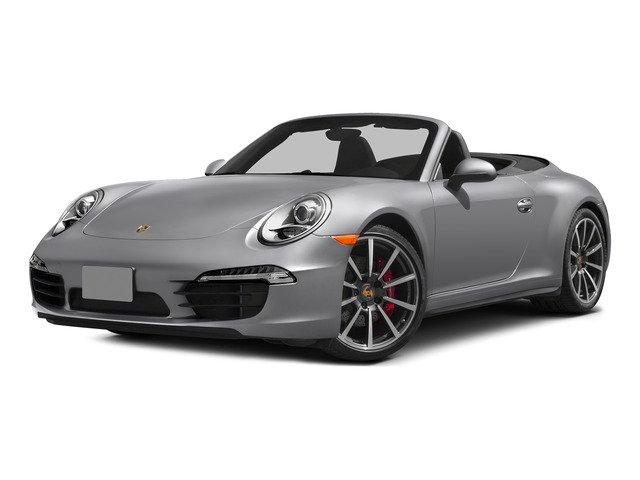 2015 Porsche 911  Active Suspension Power Steering ABS 4-Wheel Disc Brakes Brake Assist Lockin