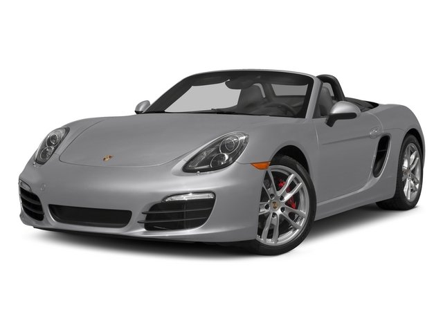 2015 Porsche Boxster S Rear Wheel Drive Power Steering ABS 4-Wheel Disc Brakes Brake Assist Al