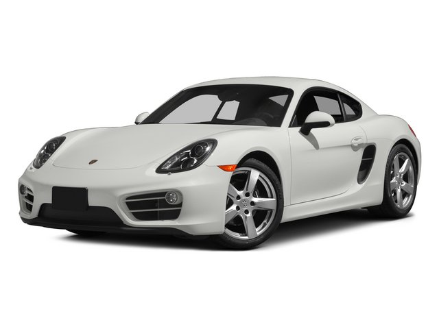 2015 Porsche Cayman NAVIGATION Rear Wheel Drive Power Steering ABS 4-Wheel Disc Brakes Brake