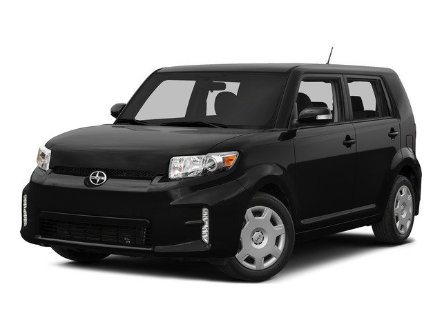 2015 Scion xB Hatchback 4D Privacy Glass Front Wheel Drive Power Steering ABS 4-Wheel Disc Brak