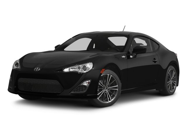 2015 Scion FR-S 2DR CPE AT Black