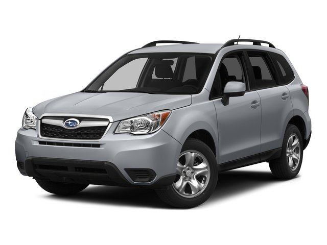 2015 Subaru Forester 25i All Wheel Drive Power Steering ABS 4-Wheel Disc Brakes Brake Assist