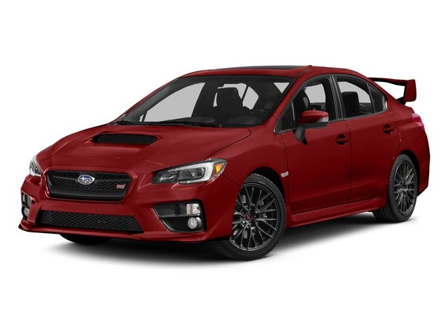 2015 Subaru WRX STI  Turbocharged All Wheel Drive Power Steering ABS 4-Wheel Disc Brakes Brake