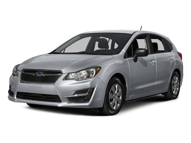 2015 Subaru Impreza Wagon 20i All Wheel Drive Power Steering ABS 4-Wheel Disc Brakes Brake Ass
