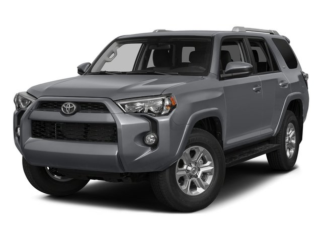 2015 Toyota 4Runner SR5 4-Wheel ABS4-Wheel Disc Brakes4x45-Speed ATACAdjustable Steering Whe