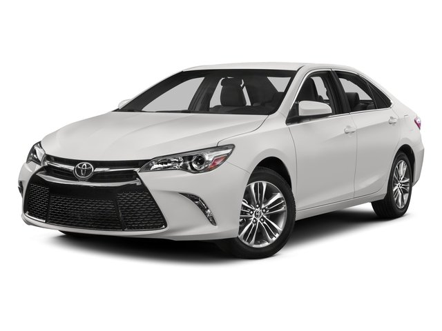 2015 Toyota Camry  Front Wheel Drive Power Steering ABS 4-Wheel Disc Brakes Brake Assist Tires