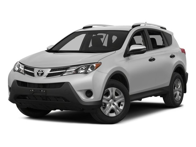 2015 Toyota RAV4 XLE Front Wheel Drive Power Steering ABS 4-Wheel Disc Brakes Brake Assist Bra