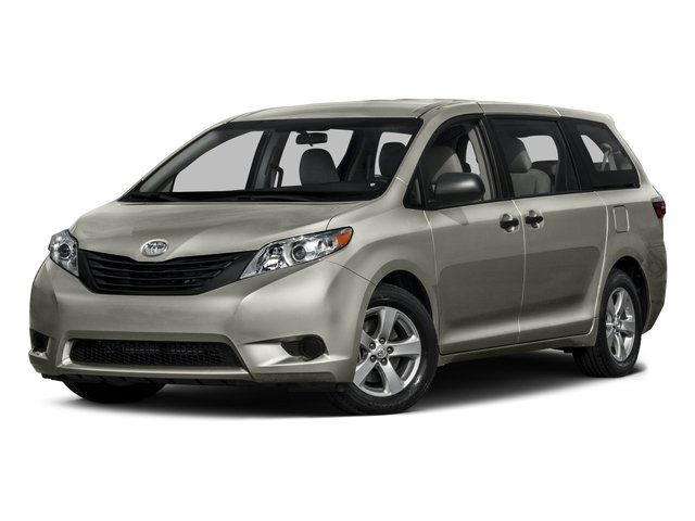 2015 Toyota Sienna XLE Premium 8 Passenger Front Wheel Drive Power Steering ABS 4-Wheel Disc Bra