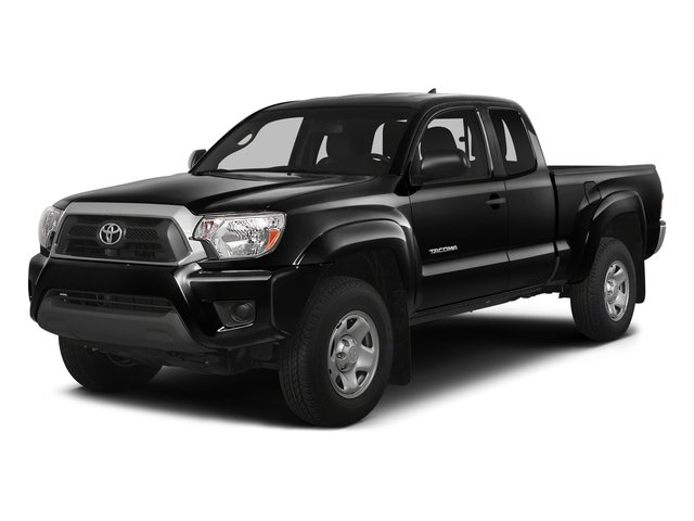 2015 Toyota Tacoma  Rear Wheel Drive Power Steering ABS Front DiscRear Drum Brakes Brake Assis