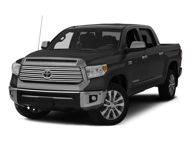 2015 Toyota Tundra CREWMAX 57L V8 6-SPD AT TRD PRO Four Wheel Drive Tow Hitch Power Steering AB
