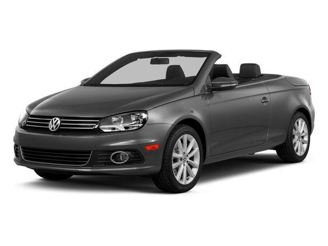 2015 Volkswagen Eos  Turbocharged Front Wheel Drive Power Steering ABS 4-Wheel Disc Brakes Bra