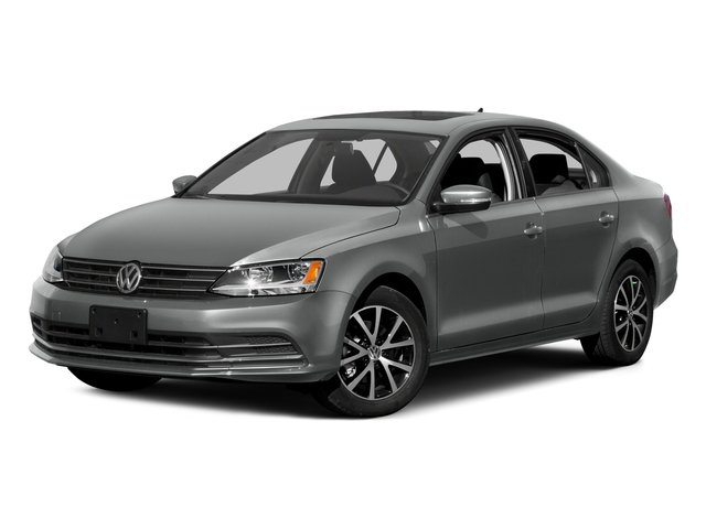 2015 Volkswagen Jetta Sedan SE 6A Turbocharged Front Wheel Drive Power Steering ABS 4-Wheel Dis