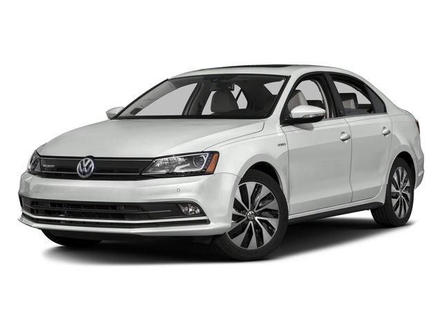2015 Volkswagen Jetta Sedan Hybrid SEL Premium