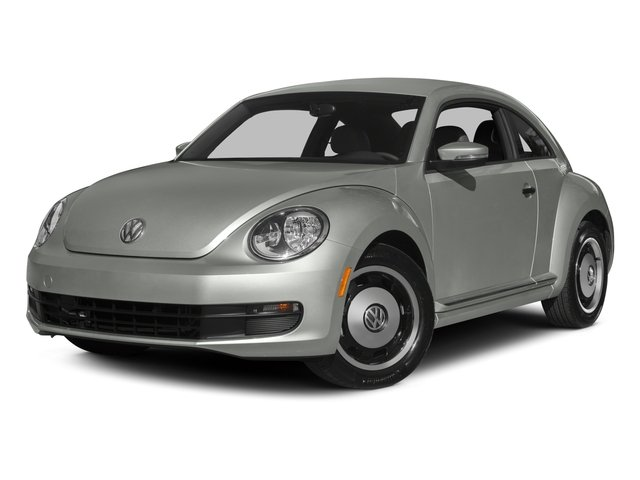 2015 Volkswagen Beetle Coupe  Turbocharged Front Wheel Drive Power Steering ABS 4-Wheel Disc Br
