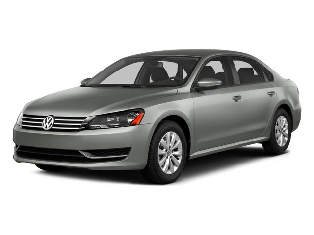 2015 Volkswagen Passat 18T Wolfsburg Ed Turbocharged Front Wheel Drive Power Steering ABS 4-Wh