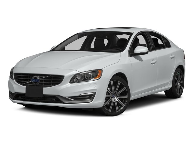 2015 Volvo S60 T6 Drive-E Platinum TurboSupercharged Front Wheel Drive Power Steering ABS 4-Wh
