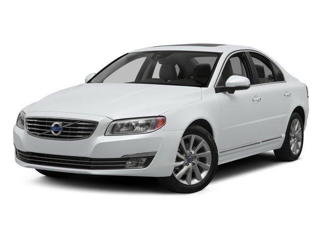 2015 Volvo S80 T6 AWD Turbocharged All Wheel Drive Power Steering ABS 4-Wheel Disc Brakes Brak