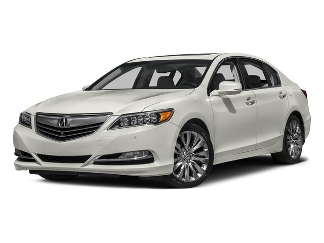 2016 Acura RLX Base w/Advance