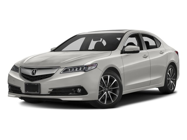 2016 Acura TLX V6 Advance 4dr Car