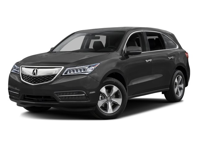 2016 Acura MDX w/AcuraWatch Plus