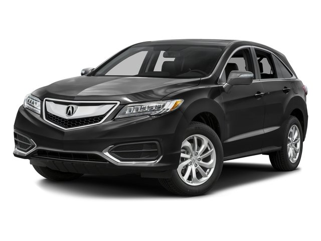 2016 Acura RDX  All Wheel Drive Power Steering ABS 4-Wheel Disc Brakes Brake Assist Aluminum W