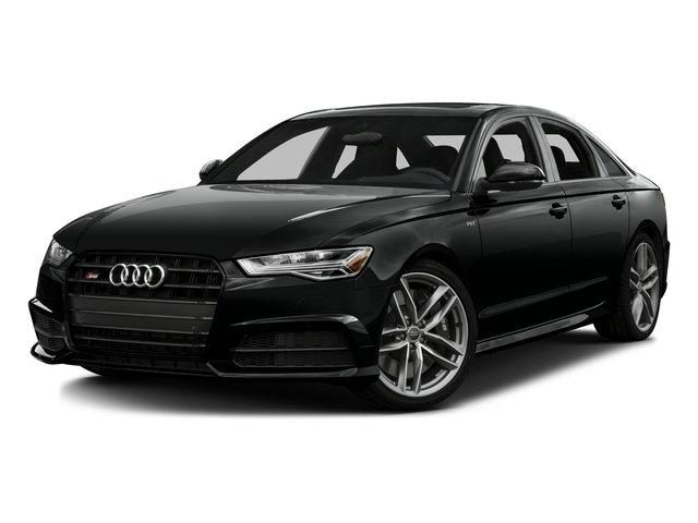 2016 Audi S6 Premium Plus Turbocharged All Wheel Drive Air Suspension Active Suspension Power S