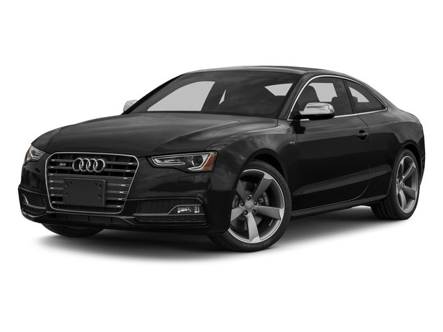 2016 Audi S5 Premium Plus Supercharged All Wheel Drive Power Steering ABS 4-Wheel Disc Brakes