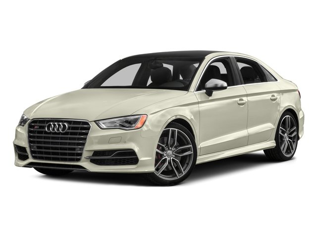 2016 Audi S3 Premium Plus 4dr Car
