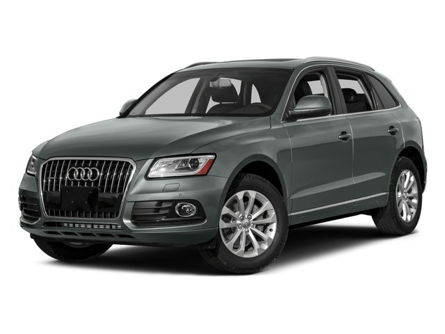 2016 Audi Q5 Premium Plus Turbocharged All Wheel Drive Power Steering ABS 4-Wheel Disc Brakes