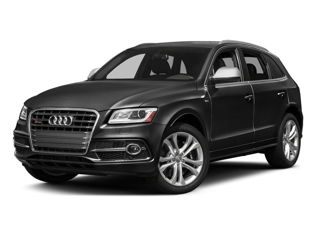 2016 Audi SQ5 Premium Plus Supercharged All Wheel Drive Active Suspension Power Steering ABS 4